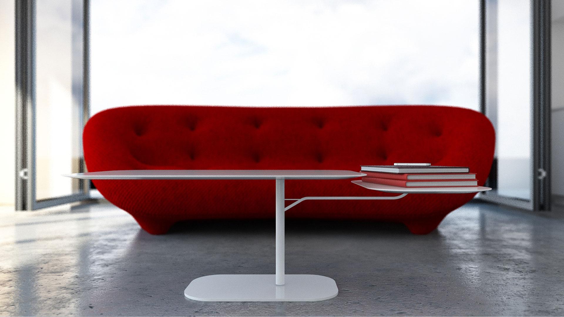 canapé ploom, beton ciré, texture beton, beton ciré 3ds max, beton ciré vray,